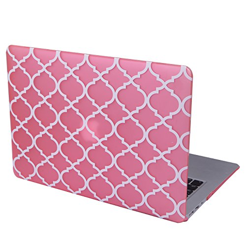 HDE MacBook Designer Pattern Quatrefoil