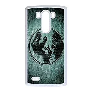 LG G3 Phone Case for JURASSIC WORLD pattern design GQ07JSWD05031