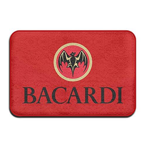 Kongpao Bacardi Logo Doormats / Entrance Rug Floor Mats