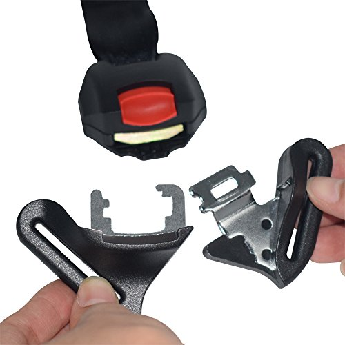 51bQLzXImTL - Universal Baby Car Seat 5pt 5 Point Safety Harness With Locking Buckle Adjustable Straps