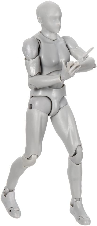 Body Chan /& Kun Doll Male Female DX Set PVC Movebale Action Figure Model for SHF Gifts Syfinee Action Figure Model