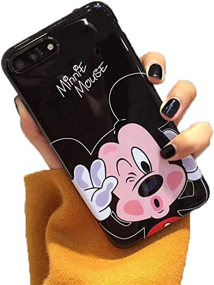 coque iphone 7 disney mickey et minnie