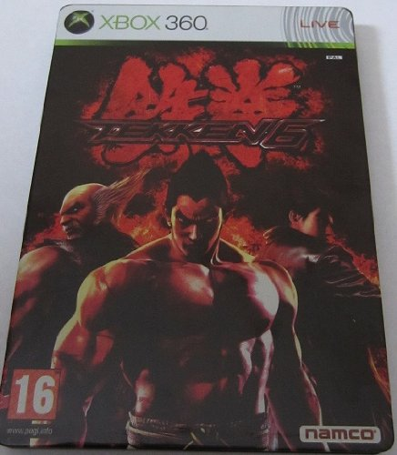 Tekken 6 Xbox 360 Steelbook Case Game Not Included Buy Online