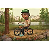 """Tyler the Creator Music Poster 24x36"""" Wolf on a Bicycle"""