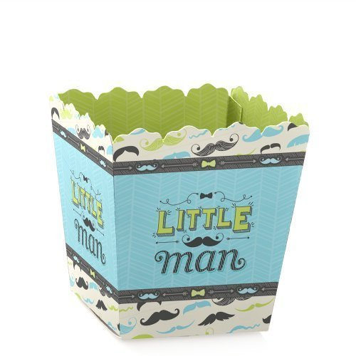 Dashing Little Man Mustache Party - Party Mini