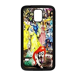 Personalized Fantastic Skin Durable Rubber Material Samsung Galaxy s5 Case - Zombie Princess
