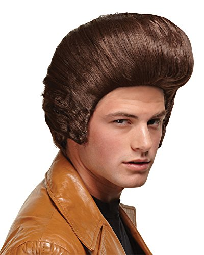 Costumes Pimp Ideas (Wig Pimp Daddy Look Brown Costume)