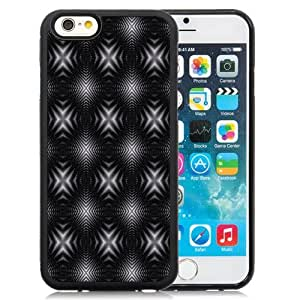 Beautiful Custom Designed Cover Case For iPhone 6 4.7 Inch TPU With Dark Radiance Patterns Phone Case hjbrhga1544