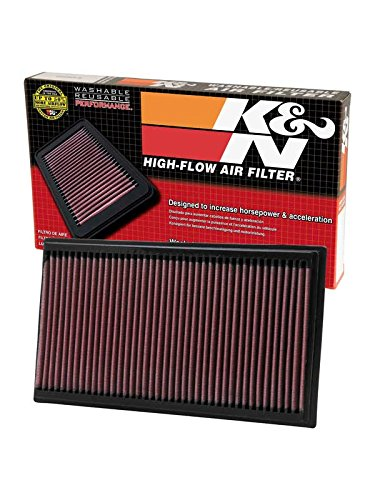K&N 33-2273 High Performance Replacement Air Filter