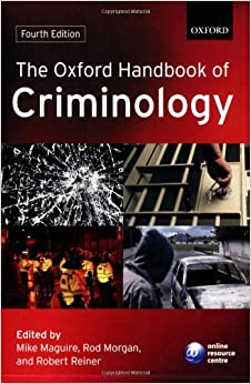 The Oxford Handbook Of Criminology por Mike Maguire epub