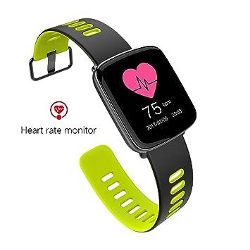 Huichang Reloj inteligente, Bluetooth Smartwatch, seguimiento de ...