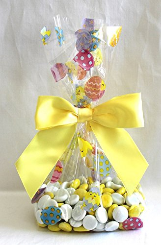 Easter Chicks Cello Party Favor Treat Bags 5