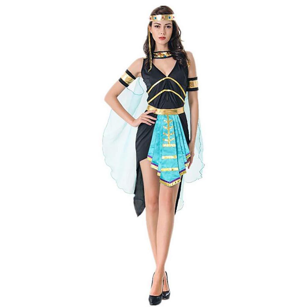 SHANGXIAN Mujer Cosplay Romano Disfraz Fiesta Diosa Griega ...
