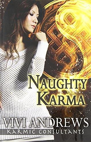 book cover of Naughty Karma