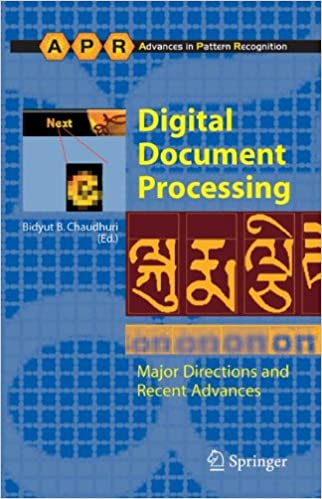 Digital Document Processing: Major Directions and Recent