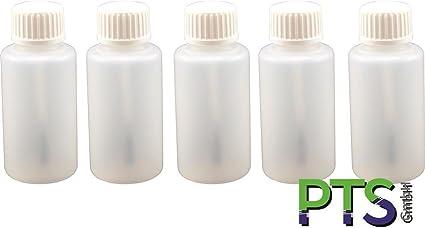 Bricolage Con Bottiglie Di Plastica.5 Pezzi Pennello Di Bottiglie 30 Ml Bottiglia Di Plastica