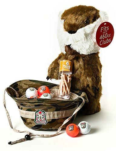 Caddyshack Bushwood Bucket Hat Gift Combo Package (Caddyshack Halloween Costumes)