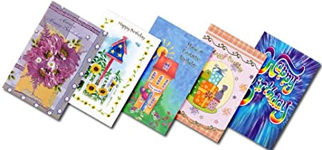 Assorted All Occasion Greeting Cards 30 Pack