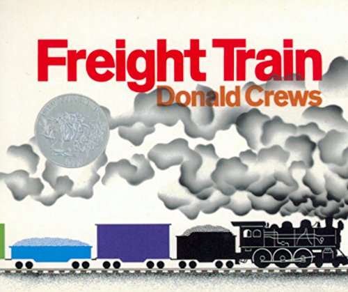 Amazon.com: Freight Train Board Book (Caldecott Collection ...