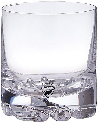 - Orrefors Erik 12 Ounce DOF Glass, Set of 4