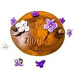 Ziruma Flower Press Kit - Handmade from Exquisite Woods and All Natural Materials