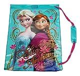 Disney Frozen Nordic Floral Kids School Exercise Sport Travel Wet Wear Swimbag For Sale