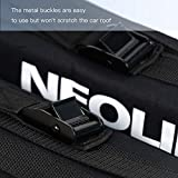 Neolife Soft Roof Rack Pads with Single Wrap-Rax