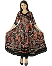 Phagun Etnische Kurti Rayon Bloemen Top Designer Bollywood Kurta Vrouwen Tuniek Jurk