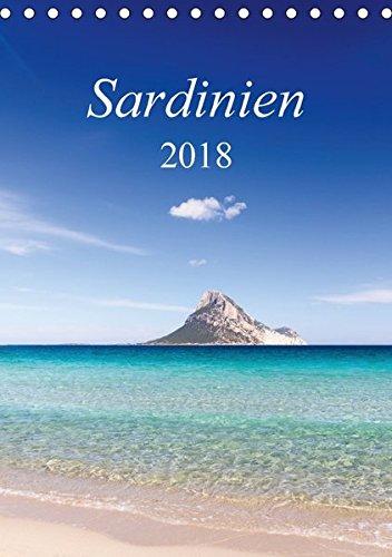 Sardinien / CH-Version (Tischkalender 2018 DIN A5 hoch): Europas Perle (Monatskalender, 14 Seiten ) (CALVENDO Natur) [Kalender] [Apr 01, 2017] Kuehn, Thomas
