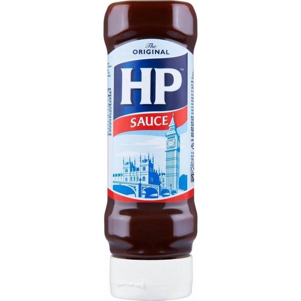 HP Original Sauce Top Down (450g) - Pack of 2