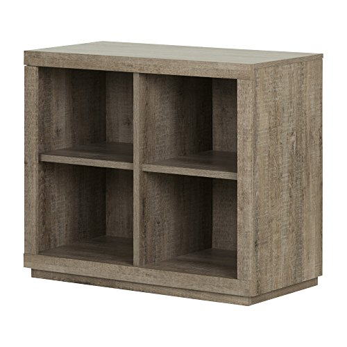 5 cube oak storage unit - 3
