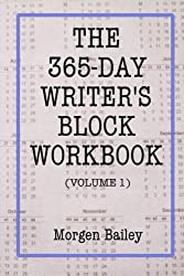 Amazon morgen bailey books biography blog audiobooks kindle the 365 day writers block workbook volume 1 1000 sentence starts fandeluxe Images