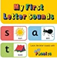 My First Letter Sounds: in Precursive Letters (BE) (Jolly Phonics)