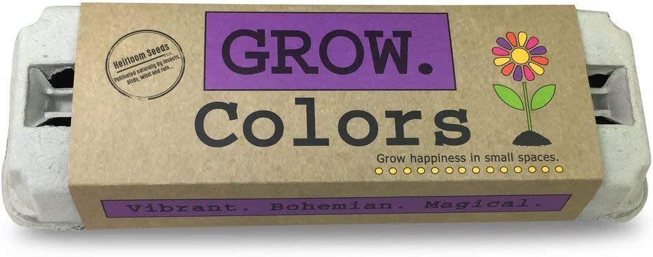 Backyard Safari Company Grow Gardens, Colors