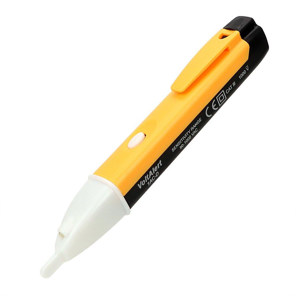 1000/V AC Ber/ührungslose Elektroskop Mess-Werkzeug itimo diywork Test Bleistift Spannung Rauchmelder Spannung Alert Stift sicheres 90