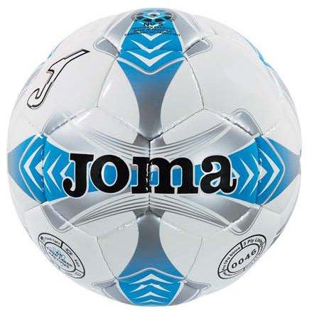 Joma egeo-5 white-turquoiseサッカーボールUniforms Pallone B00BVYPU3Q 5|ロイヤル ロイヤル 5