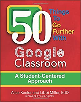 Image result for 50 things to go further with google classroom
