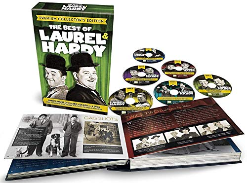 The Best of Laurel & Hardy (Premium Collectors Edition) (Hardy Show Dvd)