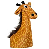 Giraffe Costume Hat - Zoo Party - Animal Costume Hats - Zoo Animal Hats - Novelty Hats by Funny Party Hats