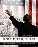 img - for From Slavery to Freedom: A History of African Americans, 9th Edition book / textbook / text book