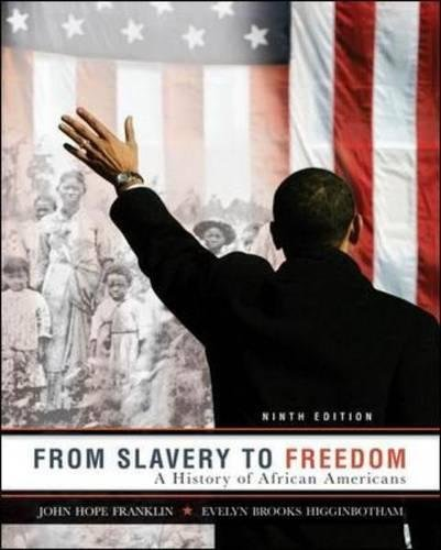 Books : From Slavery to Freedom: A History of African Americans, 9th Edition