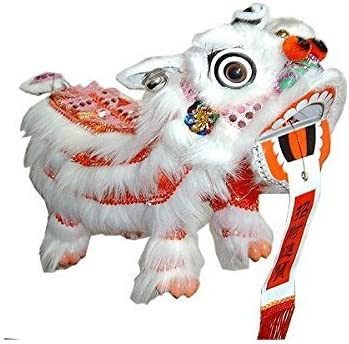 Lion Dragon Marionette Puppet $15.00