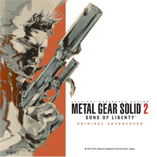 (Metal Gear Solid 2: Sons Of Liberty by Unknown (2003-11-04))