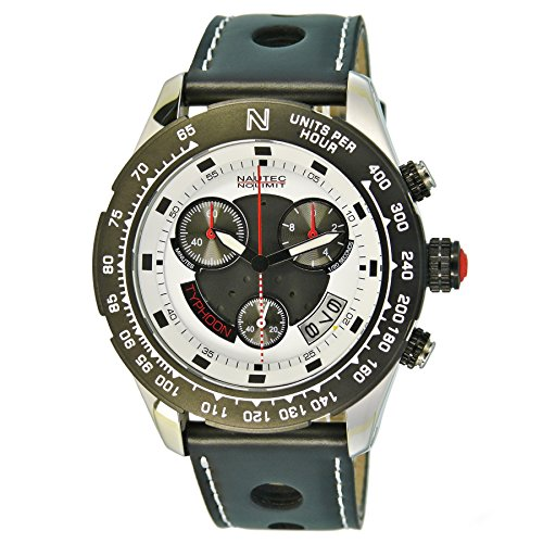 Nautec No Limit Men's Watch(Model: Typhoon 2)