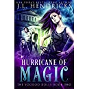 Hurricane of Magic: Urban Fantasy Series (The Voodoo Dolls Book 2)