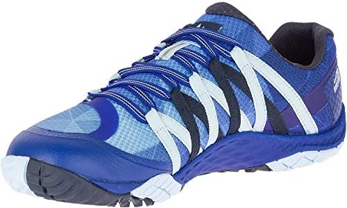 Amazon.com: Merrell Glove 4 Zapatos de correr para mujer: Shoes