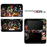 #5: Star Wars Decorative Video Game Decal Cover Skin Protector for Nintendo 3DS XL