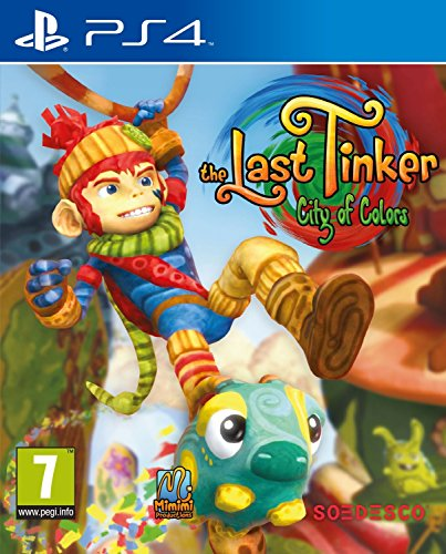 The Last Tinker (PS4) (UK IMPORT)