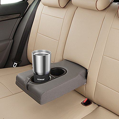 Kollea Stainless Steel Tumbler Travel Mug with Leak Proof Lid and Neoprene Sleeve, 30 oz