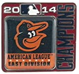 Baltimore Orioles 2014 Division Champions Pin
